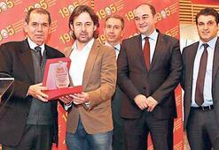 GSYİADdan Cengiz Malgıra ödül