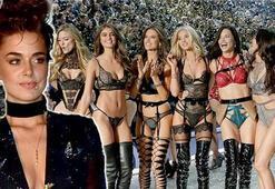 Bensu Soral Victoria's Secret şovunda