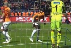Galatasarayda Gomis baygınlık geçirdi
