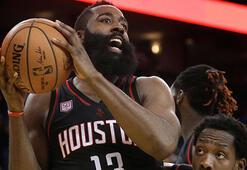 Rockets, Golden State Warriorsun galibiyet serisine sona erdi