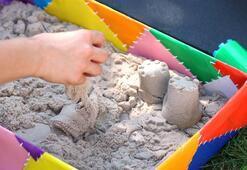 Kinetik kum nasıl yapılır