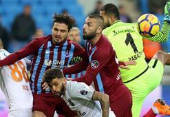 Trabzonspor-Medipol Başakşehir: 0-1
