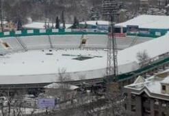 Bursa-GS maçı kar engeline takılacak mı