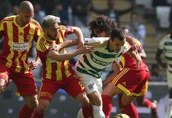 Bursaspor-Evkur Yeni Malatyaspor: 0-0