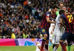 El Clasico zamanı R.Madrid-Barcelona