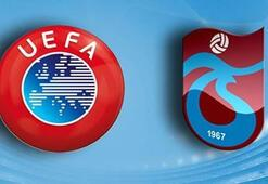 UEFAdan bir şok da Trabzonspora