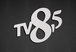 TV8,5 Yayın Akışında bu akşam neler var TV8,5 frekans bilgileri