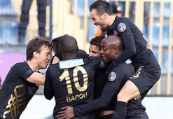 Osmanlıspor 2 - 1 Kardemir Karabükspor