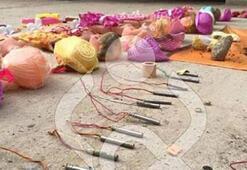 IŞİD oyuncak bebeklere bomba yerleştirdi