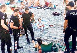 'Plajda bira cezası' iptal