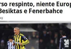 UEFA cezaları dünyada manşetlerde