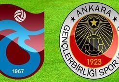 Trabzonspor Gençlerbirliği: 1-0