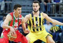Fenerbahçe - Pınar Karşıyaka: 104-82