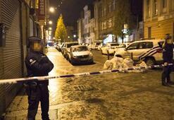 Life in Brussel at standstill