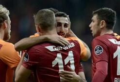 Galatasaray, Madrid yolcusu