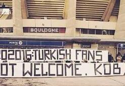 Euro 2016ya Türk taraftarlar hoş gelmeyecek