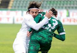 Giresunspor-Denizlispor: 0-2
