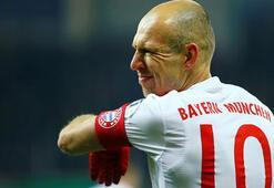 Robbenden Beşiktaş ve transfer mesajı
