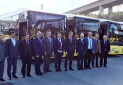 Otobüslere karakutu geliyor...