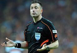 UEFAdan Hüseyin Göçek ve Ali Palabıyıka görev