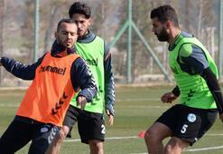 Konyaspor, Akhisarspor maçı hazırlıklarına başladı