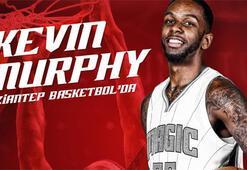 Gaziantep Basketbol, ABDli Murphyyi kadrosuna kattı
