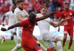 Antalyaspor-Kayserispor: 2-1