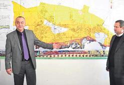 Manisa'nın risk haritası çıktı