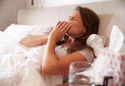 Tüp bebek tedavisi görenler ve hamileler gribe dikkat