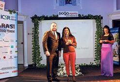 Sosyal sorumluluk  projelerine ödül yağdı