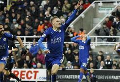 Leicester City ve Vardy fırtınası...
