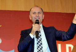 Muharrem Usta: Trabzonsporun şahlanacağı günleri vaat ediyorum