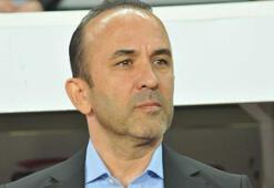 Mehmet Özdilek: Maçın hakkı beraberlik