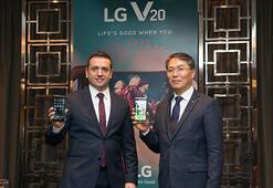 LG V20nin Türkiye satış fiyatı belli oldu
