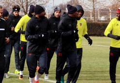 Kayserispor'da Atiker Konyaspor maçı hazırlıkları sürüyor