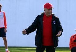 Trabzonsporda Tekelioğlundan oyuncularına sert uyarı