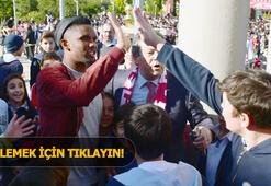 Samuel Etoo: Arzum, Cumhurbaşkanı Erdoğan ile aynı sahada oynamak