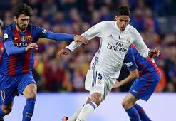 Real Madridli Varaneın evi soyuldu