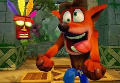 Crash Bandicoot geri döndü
