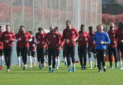 Alanyasporda Kardemir Karabükspor maçı hazırlıkları