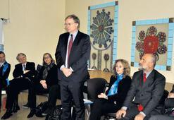 AB büyükelçileri Tarsus'ta