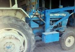 Traktörümün aküsü çalındı diye polise giden çiftçi şoke oldu