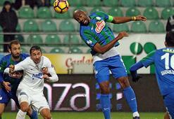 Çaykur Rizespor-Kasımpaşa: 0-1