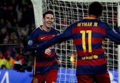 Barcelona-Roma: 6-1