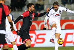Gençlerbirliği - Medipol Başakşehir: 0-0