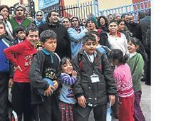 Okul göçünde kriz çıktı