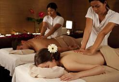Sevgilinize mum ışığında masaj hediye edin