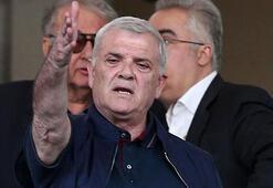 AEK'da başkan ve futbolcular bahse girdi