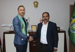 Ahmet Taşyürek, Şanlıurfaspor ile anlaştı