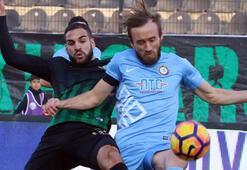 Akhisar Belediyespor - Osmanlıspor: 1-2